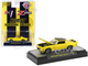1970 Chevrolet Camaro Z/28 RS Hurst Sunshine Special Yellow Black Stripes Limited Edition 6050 pieces Worldwide 1/64 Diecast Model Car M2 Machines 31500-HS10