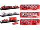 Auto Tow Haulers Coca-Cola Set of 3 pieces Limited Edition 4750 pieces Worldwide 1/64 Diecast Models M2 Machines 56000-TW02