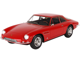 1965 Ferrari 500 Superfast Serie 2 Red DISPLAY CASE Limited Edition 159 pieces Worldwide 1/18 Model Car BBR BBR1841A