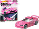 Honda S2000 Pink with Graphics Fast & Furious Diecast Model Car Hot Wheels GJR81