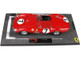 Ferrari 315S/335S #7 Mike Hawthorn Luigi Musso 24 Hours of Le Mans 1957 DISPLAY CASE Limited Edition 99 pieces Worldwide 1/18 Model Car BBR C1807E