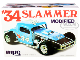 Skill 2 Model Kit 1934 Slammer Modified 1/25 Scale Model MPC MPC927 M