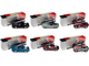 Johnny Lightning Collector's Tin 2020 Set of 6 Cars Release 2 Limited Edition 3340 pieces Worldwide 1/64 Diecast Model Cars Johnny Lightning JLCT004