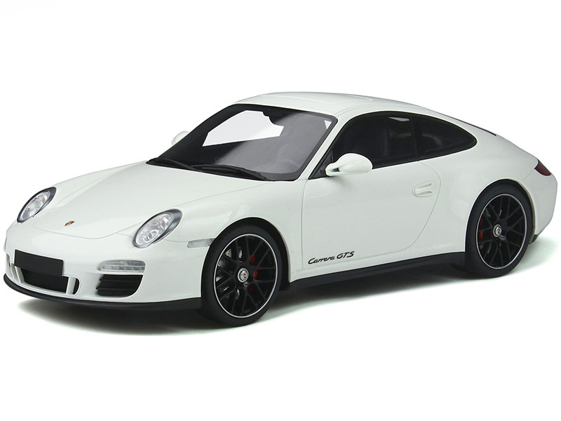 Porsche 911 997.2 Carrera GTS Carrara White Limited Edition 999 pieces Worldwide 1/18 Model Car GT Spirit GT287
