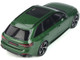 Audi RS 4 Avant Sonoma Green Metallic Limited Edition 999 pieces Worldwide 1/18 Model Car GT Spirit GT296