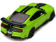 2020 Ford Mustang Shelby GT500 Grabber Lime Green Black Stripes Limited Edition 1200 pieces Worldwide 1/18 Model Car GT Spirit GT803