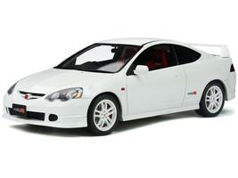 Honda Integra DC5 RHD Right Hand Drive White Red Interior 1/18 Model Car Otto Mobile OT348