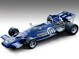 McLaren M19A #10 Mark Donohue Sunoco Formula One F1 Canda GP 1971 Mythos Series Limited Edition 230 pieces Worldwide 1/18 Model Car Tecnomodel TM18-139 D
