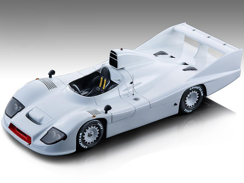 1977 Porsche 936 Gloss White Press Version Mythos Series Limited Edition 60 pieces Worldwide 1/18 Model Car Tecnomodel TM18-148 A