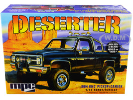 Skill 2 Model Kit 1984 GMC Pickup Truck Deserter 1/25 Scale Model MPC MPC848 M