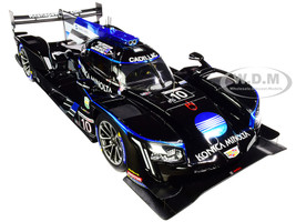 Cadillac Daytona DPi-V.R #10 K. Kobayashi S. Dixon R. Briscoe R. van der Zande Konica Minolta Winner 24 Hours of Daytona 2020 1/18 Model Car Top Speed TS0213