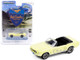 1967 Ford Mustang Convertible Aspen Gold High Country Special Hobby Exclusive 1/64 Diecast Model Car Greenlight 30214