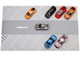 Parking Lot Pad Type B Accessory Mini GT for 1/64 Scale Model Cars True Scale Miniatures MGTAC11