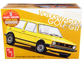 Skill 2 Model Kit 1978 Volkswagen Golf GTI 1/24 Scale Model AMT AMT1213 M