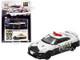 Nissan GT-R R35 RHD Right Hand Drive Japan Police Car Figurine Limited Edition 1200 pieces 1/64 Diecast Model Car Era Car NS20GTRRN35B