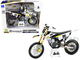 Husqvarna FC450 #16 Zach Osborne Rockstar Energy Drink 1/12 Diecast Motorcycle Model New Ray 58243