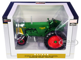 Oliver Super 88 Diesel Narrow Front Tractor Classic Series 1/16 Diecast Model SpecCast SCT767
