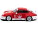 Porsche RWB 993 #8 Morelow Red White RAUH-Welt BEGRIFF 1/43 Diecast Model Car Tarmac Works T43-014-ML