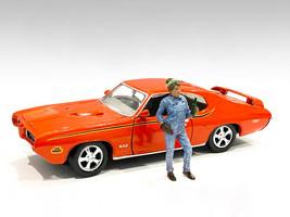 Retro Female Mechanic IV Figurine 1/18 Scale Models American Diorama 38247