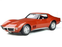 Chevrolet Corvette C3 Corvette Bronze Metallic Limited Edition 299 pieces Worldwide 1/12 Model Car GT Spirit GT811