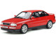 Audi 80 Quattro Competition Laser Red Limited Edition 3000 pieces Worldwide 1/18 Model Car Otto Mobile OT355