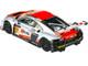 2015 Audi R8 LMS #21 Team Hitosuyama 2016 1/64 Diecast Model Car Paragon PA-55273