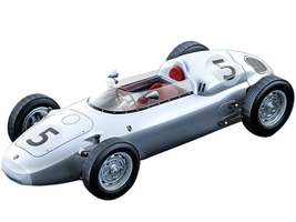 Porsche 718 F2 #5 Hans Hermann Solitude GP Grand Prix 1960 Mythos Series Limited Edition 120 pieces Worldwide 1/18 Model Car Tecnomodel TM18-136C