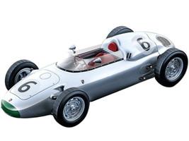 Porsche 718 F2 #6 Graham Hill Solitude GP Grand Prix 1960 Mythos Series Limited Edition 110 pieces Worldwide 1/18 Model Car Tecnomodel TM18-136D