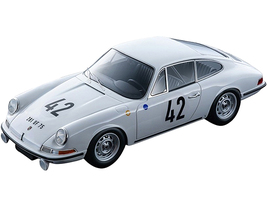 Porsche 911S #42 Robert Buchet Herbert Linge 24 Hours Le Mans 1967 Mythos Series Limited Edition 99 pieces Worldwide 1/18 Model Car Tecnomodel TM18-146A