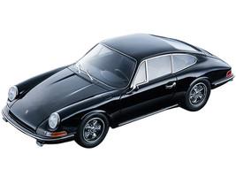 1967 Porsche 911S Street Version Gloss Black Mythos Series Limited Edition 95 pieces Worldwide 1/18 Model Car Tecnomodel TM18-146D