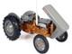 1956 Ferguson FE 35 Tractor Gray Gold 1/16 Diecast Model Universal Hobbies UH2986
