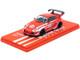 Porsche RWB 993 #23 RWBWU Red White Stripes RAUH-Welt BEGRIFF 1/43 Diecast Model Car Tarmac Works T43-014-WU
