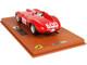 Ferrari 290 MM #600 Manuel Fangio Mille Miglia 1956 DISPLAY CASE Limited Edition 200 pieces Worldwide 1/18 Model Car BBR C1818BV