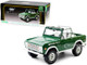 1970 Ford Bronco Buster Green 1/18 Diecast Model Car Greenlight 19084