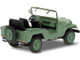 1952 Willys M38 A1 Army Green M*A*S*H 1972 1983 TV Series 1/43 Diecast Model Car Greenlight 86590