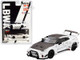 Nissan 35GT-RR Ver.1 LB-Silhouette WORKS GT White Carbon Limited Edition 2400 pieces Worldwide 1/64 Diecast Model Car True Scale Miniatures MGT00168