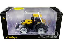 Challenger 1050 Tractor Dual Wheels Yellow Collector Edition 1/64 Diecast Model SpecCast SCT718