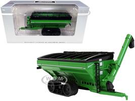Brent Avalanche 1196 Grain Cart Tracks Green 1/64 Diecast Model SpecCast UBC004