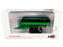 Unverferth Dual-Auger 1110 Grain Cart Tracks Green 1/64 Diecast Model SpecCast UBC005
