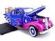 1937 Studebaker Pickup Blue With Accessories 1/24 Diecast Car Unique Replicas 18567