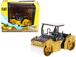CAT Caterpillar CB-13 Tandem Vibratory Roller ROPS Play & Collect Series 1/64 Diecast Model Diecast Masters 85630