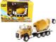 CAT Caterpillar CT660 Day Cab Tractor McNeilus Bridgemaster Concrete Mixer Play & Collect Series 1/64 Diecast Model Diecast Masters 85632