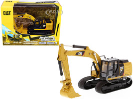 CAT Caterpillar 320F L Hydraulic Excavator Play & Collect Series 1/64 Diecast Model Diecast Masters 85690