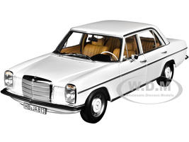 1968 Mercedes Benz 200 White 1/18 Diecast Model Car Norev 183770