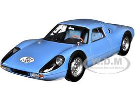 1964 Porsche Carrera 904 GTS Blue 1/18 Diecast Model Car Norev 187441