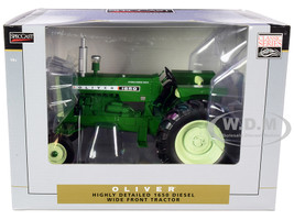 Oliver 1650 Wide Front Diesel Tractor Classic Series 1/16 Diecast Model SpecCast SCT739
