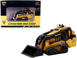 Vermeer CTX100 Mini Skid Steer 1/50 Diecast Model SpecCast VMR002