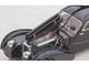 1938 Bugatti Type 57SC Atlantic Disc Wheels Black 1/43 Diecast Model Car Autoart 50946