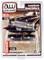 1975 Cadillac Eldorado Black Brown Partial Vinyl Top Custom Lowriders Limited Edition 4800 pieces Worldwide 1/64 Diecast Model Car Autoworld CP7719