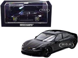 2020 Porsche Taycan Turbo S Black Limited Edition 336 pieces Worldwide 1/43 Diecast Model Car Minichamps 410068470